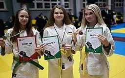 Криворожане стали призерами областного чемпионата по дзюдо