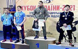 Криворожанин стал чемпионом Кубка Украины по греко-римской борьбе
