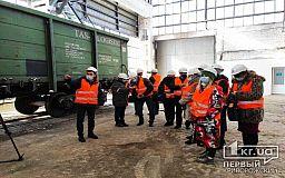«Украинские минеральные удобрения» провели открытые экскурсии для общественности на производство