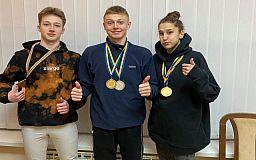 Юные криворожане завоевали медали на Всеукраинском чемпионате по плаванию