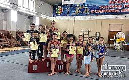 Акробаты из Кривого Рога представят город на чемпионате Украины
