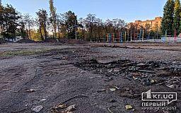 В Кривом Роге на ремонт стадиона школы №85 потратят 27 миллионов гривен