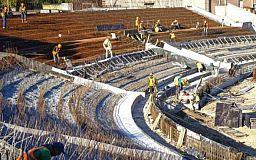 Фирма, которая занимается реконструкцией «Металлурга» в Кривом Роге, оштрафована