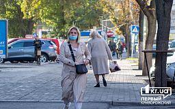 В Кривом Роге 68 новых случаев инфицирования коронавирусом