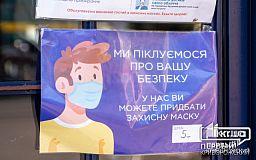 Днепропетровская область на втором месте по количеству новых пацентов с коронавирусом