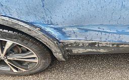 Два авто попали в ДТП в Кривом Роге