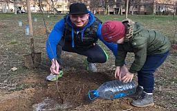 Весняне озеленення: мешканці Східного взяли участь в екоакції