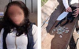 Полиция охраны задержала криворожанку, которая «нашла» наркотики на улице