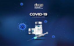 530 человек вакцинировали от COVID-19 за сутки в Кривом Роге