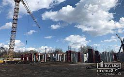 Онлайн-трансляция: как стадион «Металлург» в Кривом Роге выглядит сейчас