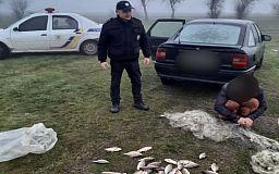 Криворожанину грозит штраф за вылов рыбы во время нереста