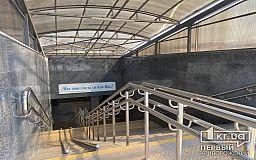 Онлайн-трансляция: инспекция отремонтированного подземного перехода в Кривом Роге