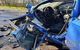 На трассе Кропивницкий - Кривой Рог в ДТП погиб мужчина