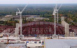 Материалы для саркофага над Чернобыльской АЭС изготовили металлурги предприятий Группы Метинвест