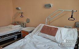 В больницах Кривого Рога заполнено более 66% коек для пациентов, инфицированных COVID-19