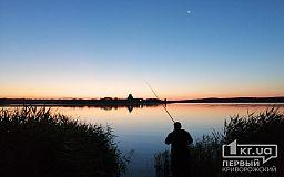 Де у Кривому Розі та навколо нього заборонено ловити рибу