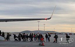 Криворожский аэропорт готов принимать самолеты из любых стран, - заявление