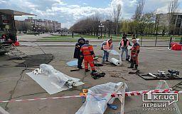 Кривбассводоканал наймет фирму, которая поможет быстро заменить часть коллектора