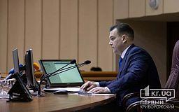 Полиция исключает версию об убийстве мэра Кривого Рога Константина Павлова