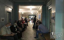 За сутки госпитализированы 14 криворожан с пневмонией, COVID-19 подтвердили у 15