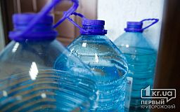 Кому в Кривом Роге нужно запастись питьевой водой (список адресов)
