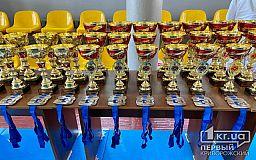 Криворожские каратисты заняли призовые места на Чемпионате Украины