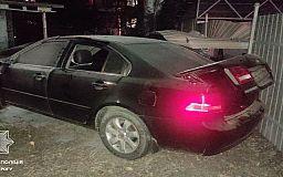 Пьяный криворожанин врезался на автомобиле в забор