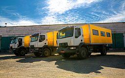 Ингулецкий ГОК продолжает обновлять парк автотехники
