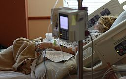 На 53% заполнены больницы Кривого Рога для пациентов с COVID-19