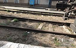 На Криворожском железнодорожном узле чаще, чем на других в области задерживали злоумышленников