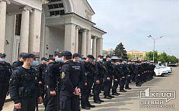 Борьба с уличной преступностью: правоохранители заступают на усиленное патрулирование
