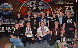 Кубок абсолютного чемпиона и 12 золотых медалей завоевал криворожский армлифтер