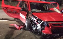 В Кривом Роге пенсионерка угодила под колеса такси, пострадавшая скончалась