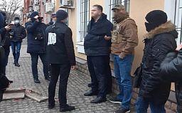 На взятке взяли военного прокурора, который вел дела в Кривом Роге