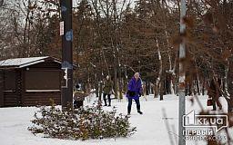 Прогноз погоды на 16 января в Кривом Роге
