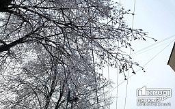 Куда обращаться криворожанам, если пропал свет во время сильных морозов