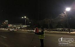 В час пик в центре Кривого Рога временно ограничено движение троллейбусов
