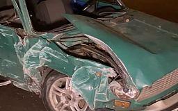 Водитель сбил криворожанку и пытался скрыться с места ДТП