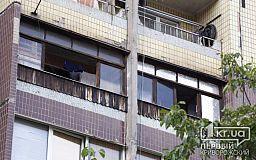 Криворожанин выжил после падения из окна многоэтажки