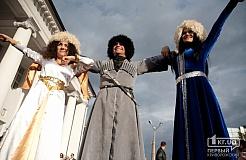 Городской фестиваль национально-культурных обществ