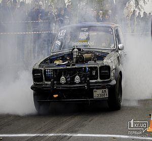 Drag-Racing в Кривом Роге.