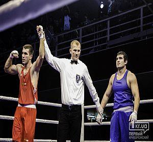 Триумфальный вечер бокса в Кривом Роге