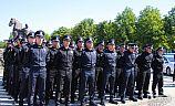 73 патрульных полицейских приняли присягу в Кривом Роге