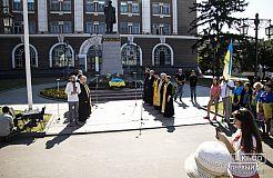 Криворожская Рада церквей провела общий молебен