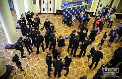 Перший День народження Управління патрульної поліції Кривого Рогу