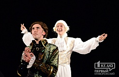 Театр «Академия Движения» выдал премьеру драмы «Пир во время чумы»