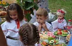 В Широком состоялся фольклорный фестиваль «Свароже коло»