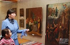 Выставка икон в Кривом Роге