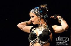 В Кривом Роге прошли соревнования по восточным танцам Bellydance и Trible dance