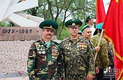 Кривой Рог и Украина отмечают День пограничника